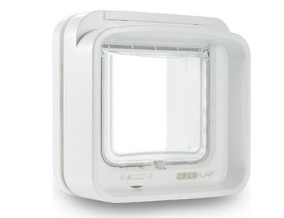 SureFlap DualScan Microchip Cat Flap multi dual scan door entry exit in out home