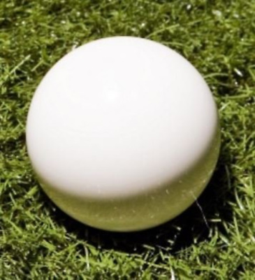 White 57mm Bocce Pallino by EPCO