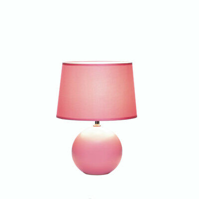 TABLE LAMP - Antique Finished /Bedroom /Living Room - Small Desk ...