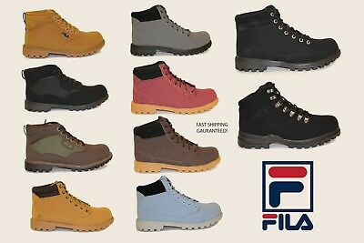 Mens Fila lightweight comfortable durable work boots