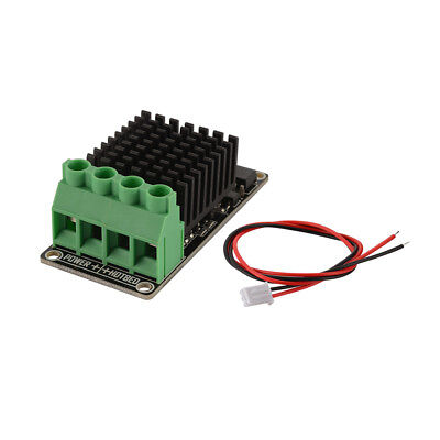 3D Drucker Heating Controller 30A Heatbed MKS MOS MOSFET Module Expansion TE828