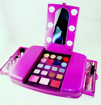 Little Girls Make Up Set Kids Beauty Children Play Young Girls Makeup Cosmetics