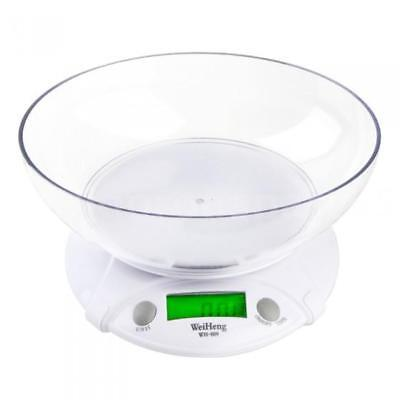 7Kg*1g LCD Digital Kitchen Scale Food Weight Weighing Tool with Backlight Y0O1