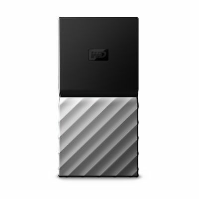 Western Digital My Passport 1000GB Black,Silver - WDBK3E0010PSL-WESN