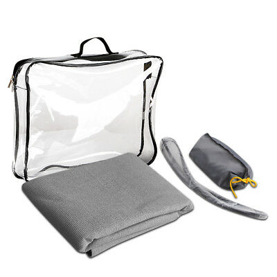 NEW Grey Car Privacy Screen i.Life Outdoor - Accessories