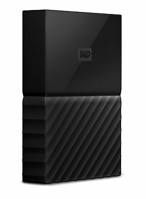 Western Digital My Passport 3000GB Black external hard drive - WDBYFT0030BBK-WES