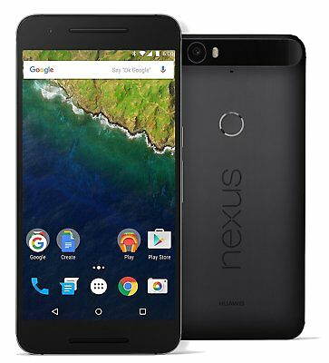 Huawei Nexus 6P 32GB 4G Mobile Phone Unlocked Android Smartphone Good Condition