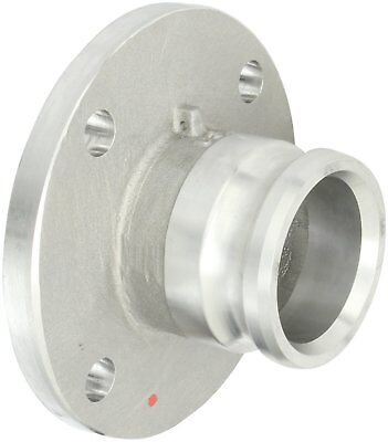 PT Coupling PFA Series PF30A Aluminum Cam and Groove Hose Fitting, Flange, 3""