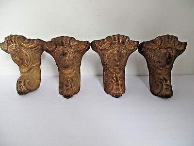 Antique Cast Iron Claw Foot Bathtub Tub Feet (4)