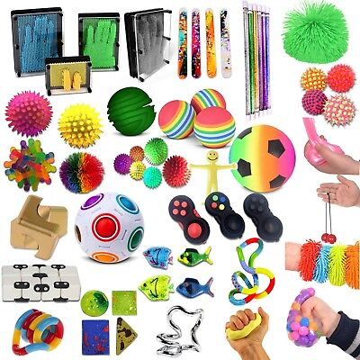 Small Sensory Toys, Fidget, UV, Educational, Special Needs & Autism, Stress,ADHD