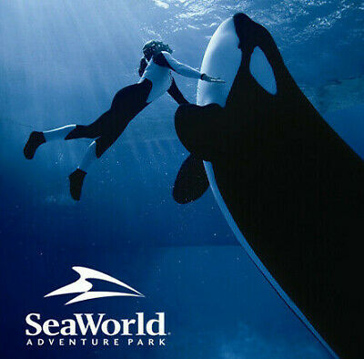 Seaworld Orlando 4 Parks Unlimited Visits &free Parking A Promo Discount Tool