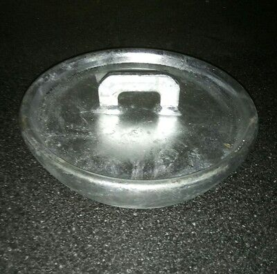 """6"""" inch perrot coupler end cap blank stop for slurry tanker galvanised"""