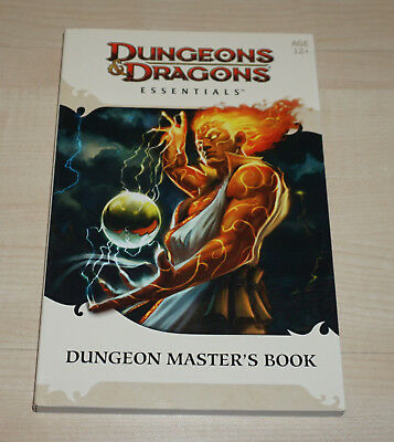 Dungeons & Dragons 4th Ed. Essential Dungeon Master's Book