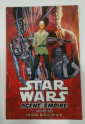 Star Wars - Agent of the Empire - IRON ECLIPSE - Graphic Novel TPB