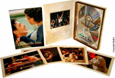 Cinderella Man (DVD, Widescreen Collector's Edition) Mint Limited FREE SHIPPING