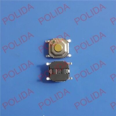 100PCS SMD 4*4*1.5mm Tactile Push Button Switch Tact Switch Micro Switch 4Pins