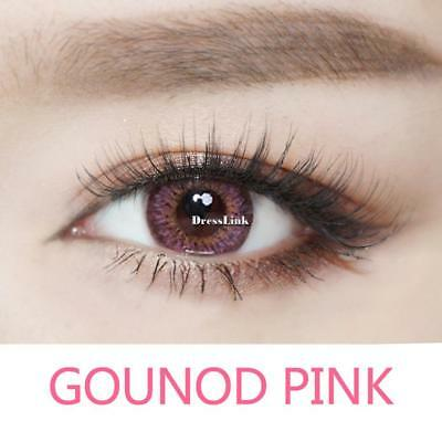 Cosplay Large Diameter 5 Colors Eyes Colore Contatti Lens Eyes Makeup DL0