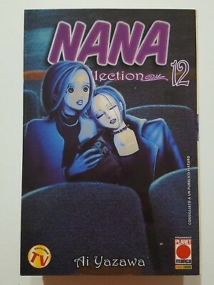 Nana Collection n. 12 di Ai Yazawa * Prima ed. Planet Manga