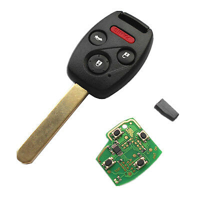 Replacement Keyless For 2006 - 2011 Honda Civic EX Si Key Fob Remote 313mhz OUC