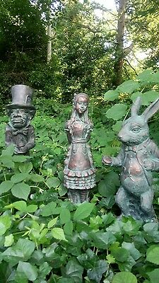 Alice (from Alice's Adventures in Wonderland) Garden Statue Ornament Figurine