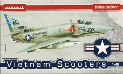 1/48 Eduard Limited edt. VIETNAM SCOOTERS A-4F