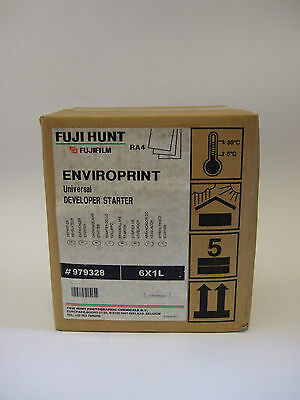 FUJI HUNT RA-4 Enviroprint Universal Devel. Starter (6x1L conc.), Cat-Nr. 979328