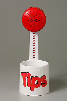 ELECTRONIC TIP JAR  for Bartender, Face Painters, Balloon Twisters