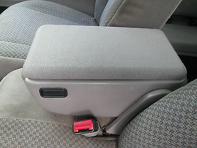"""Ford Ranger center console"""" Lid """", Cover, Arm Rest (1998 to 2003)medium Graphite"""