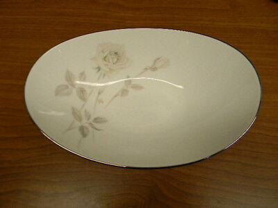 "Noritake China ""melrose"" 6002 Pattern Oval Vegetable Bowl"