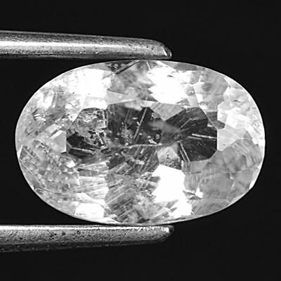 RIESE ! Echter SKAPOLITH, 2,24 ct, 10,5 x 7 x 5,1 mm .Oval . SI