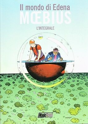 il MONDO di EDENA di Moebius L'INTEGRALE ed.Magic Press NUOVO sconto 50%