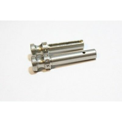 KM Tactical 308 Stainless Extended Take Down Pins (Enhanced Feature)