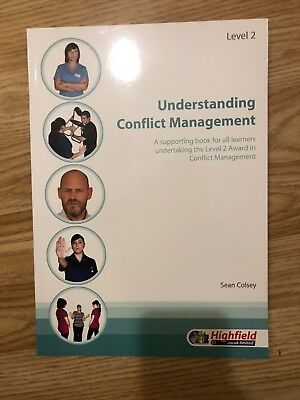 Conflict Management course Book