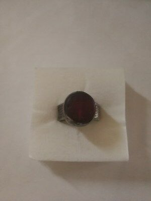 Silver Rare Rings from Oman Bedouin Ware