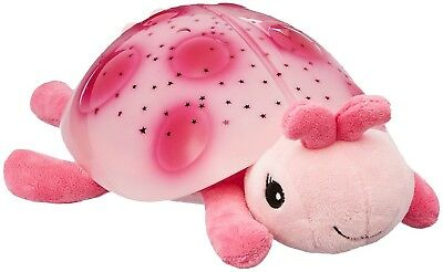 Cloud B Twilight Plush Toy Pink Ladybug