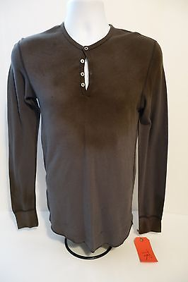 Total Recall Production Used Mens American Apparel Sweater, Colin Farrell Movie