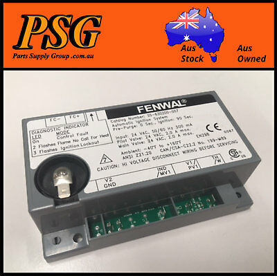 Middleby Marshall 27161-0005 Ignition Module Fenwal 35-630200-007 Pizza Ovens