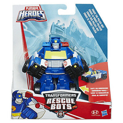 Playskool Heroes Transformers Rescue Bots Chase the Police Bot