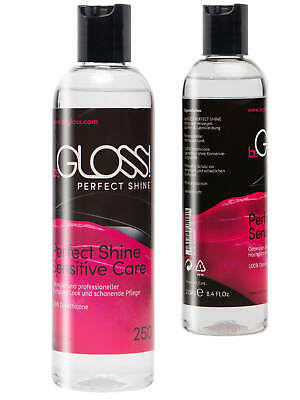 beGLOSS PERFECT SHINE Silikon Latex ÖL Silicon Gummi Pflege Rubber Politur 250ML