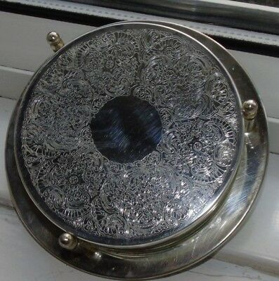 vintage silver plated coasters mats - different sets available to buy separately
