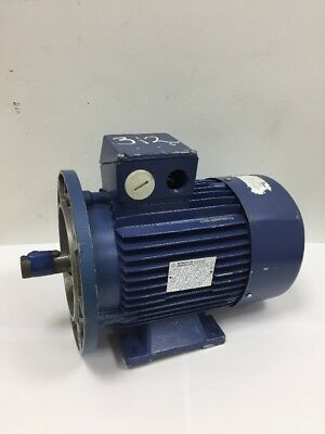 Brown Group 1.1kW 4-Pole 3-Phase Electric Motor 90 Frame 1395RPM 415v B35