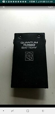 Quantum turbo With High Capacity Battery
