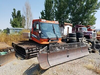 Pisten Bully PB240D, Great Condition, 6 Cylinder Cummins, Ready to Work