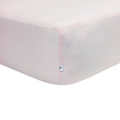 Burts Bees Baby - Solid Fitted Crib Sheet, 100% Organic Crib Sheet for Standard