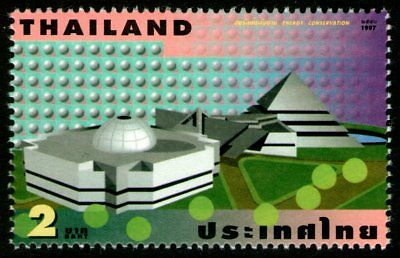 Thailand 1997 2Bt Energy Conservation Mint Unhinged