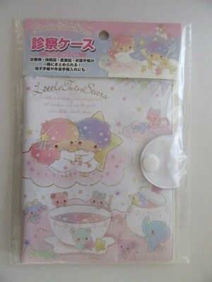 Little Twin Stars Health Card Case Sanrio Japan Cute Card Case F/S