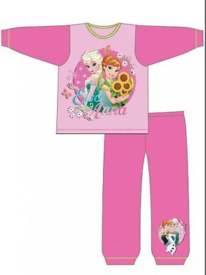 Disney Frozen Pyjamas (Pinks)