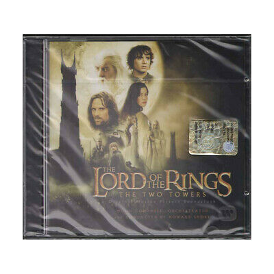 Howard Shore CD The Lord Of The Rings: The Two Towers / Reprise Sigillato
