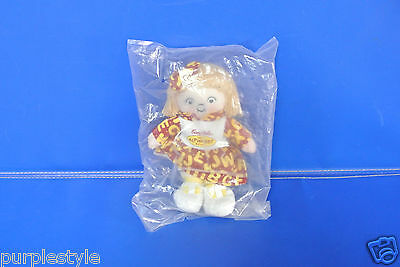 Campbell's Soup Alphabet Girl Doll Mail-In Promo In Original Bag Never Open