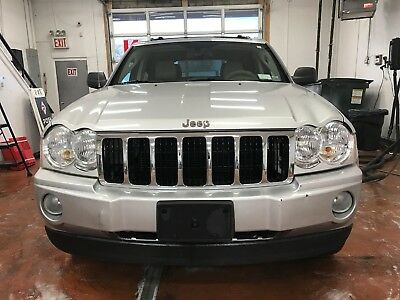 2006 Jeep Grand Cherokee Limited 2006 JEEP GRAND CHEROKEE LIMITED ,ONE OWNER,SAVE A THOUSANDS ,SEIZED ENGINE !!